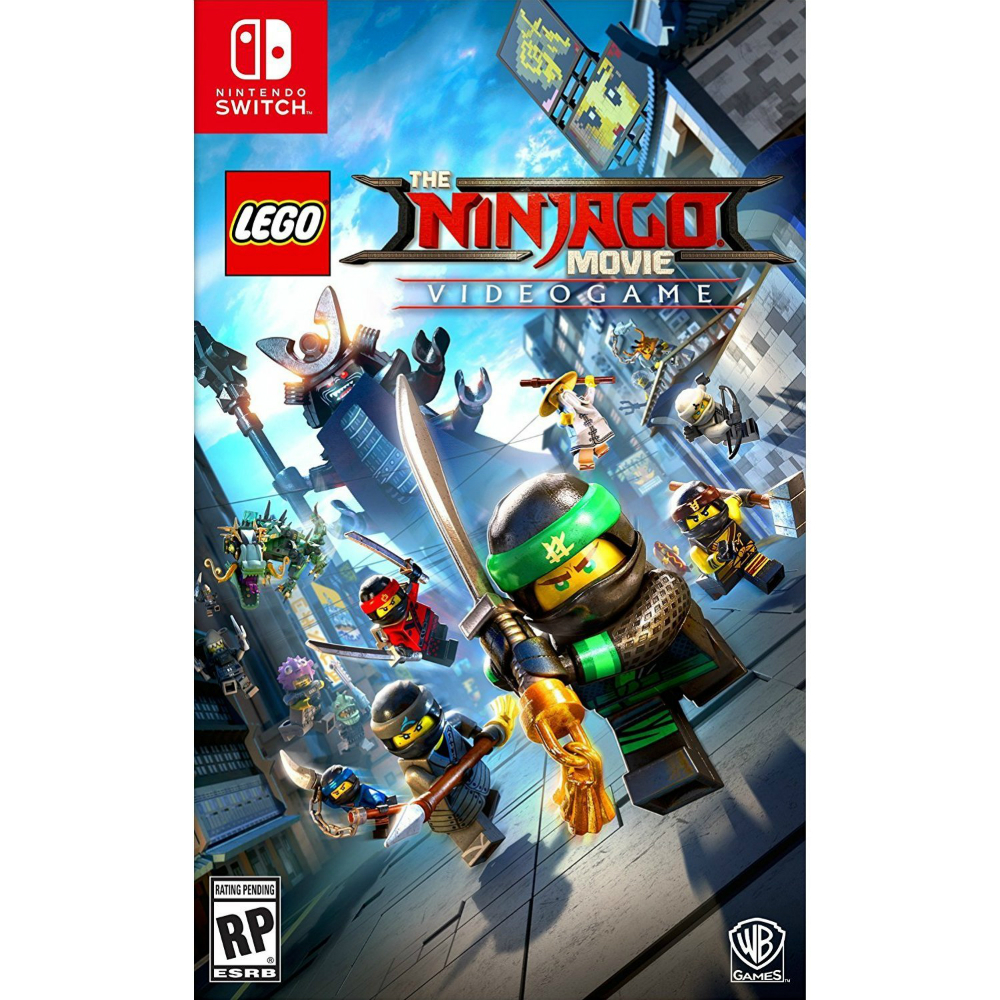 Joc LEGO The Ninjago Movie pentru Nintendo Switch