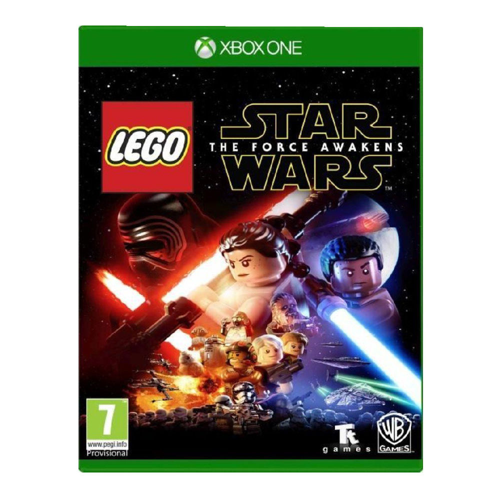 Joc LEGO Star Wars Force Awakens pentru XBOX One