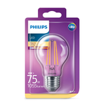 Bec LED Classic Philips 75W A60 E27 WW CL ND RF 1B/6