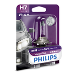 Bec far auto Philips Vision Plus H7 12V 55W cu halogen