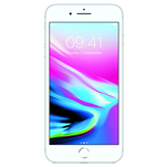 Telefon mobil Apple iPhone 8 Plus silver 4G cu memorie de 64GB si ecran de 5.5 inch