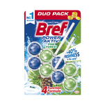 Odorizant Bref Power Active pine fresh, 2 x 50 g
