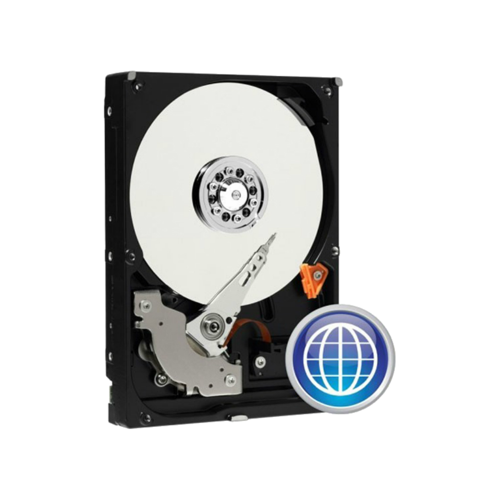 Hard Disk Western Digital Blue 500GB 3.5