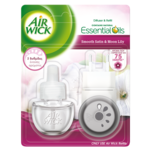 Odorizant camera electric Air Wick Smooth Satin 19 ml