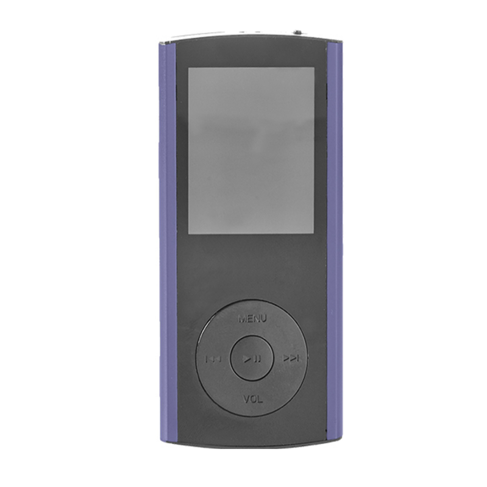 MP4 player portabil Qilive Q.1571 violet cu capacitate de 4GB