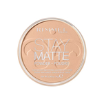 Pudra compacta Rimmel London Stay Matte 005, 14 g