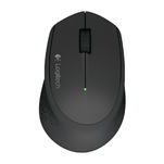 Mouse wireless Logitech M280 negru 1000 dpi