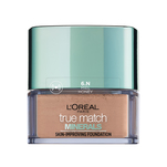 Fond de ten mineral L'Oreal Paris True Match Minerals cu acoperire lejera 6N Honey 10 g