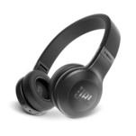 Casti JBL E45BT bluetooth on ear cu autonomie de 16 ore negre