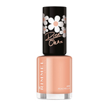 Lac de unghii Rimmel London 60 Seconds Shine, 408 Peachella, 8 ml