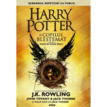 Harry Potter si Copilul Blestemat - J. K. Rowling, John Tiffany, Jack Thorne