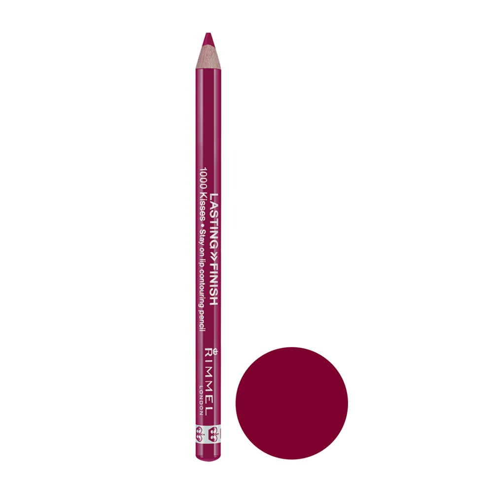 Creion de buze Rimmel London Lasting Finish, 071 Cherry Kiss, 1.2 g