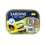 Sardine in ulei Big Fish 110g