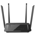 Router wireless D-Link AC1200 DIR-842 Dual Band Gigabit cu 4 antene